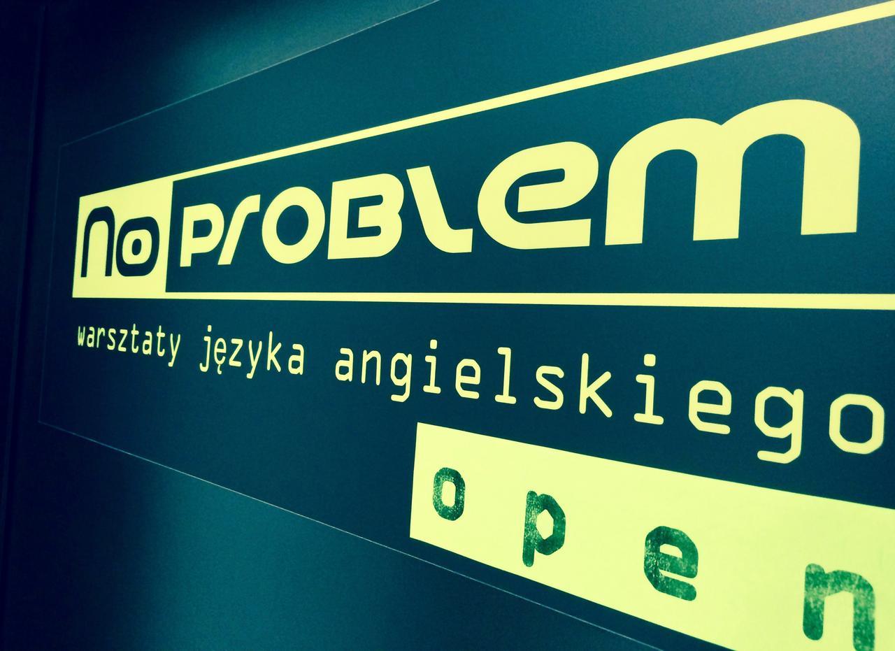 Warsztaty języka angielskiego NoProblem