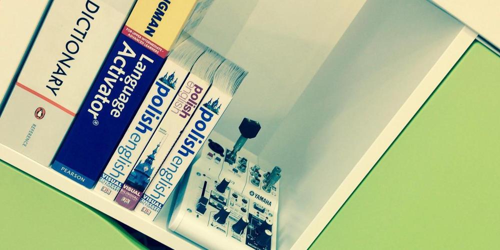 Słowniki angielskiego