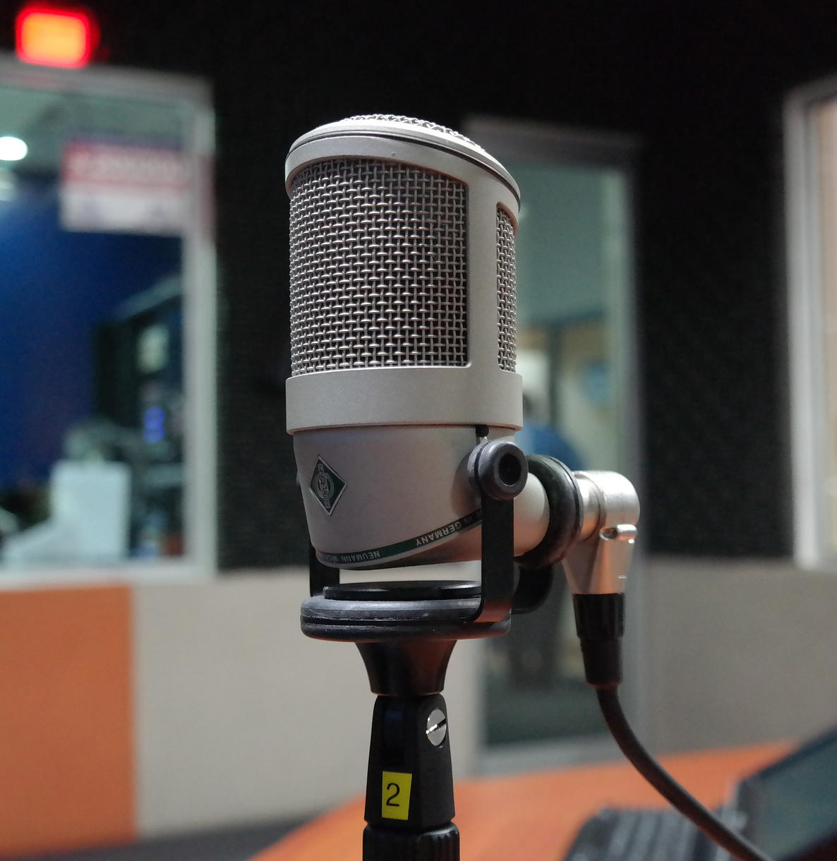 Studio - mikrofon