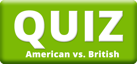 American vs British English no problem