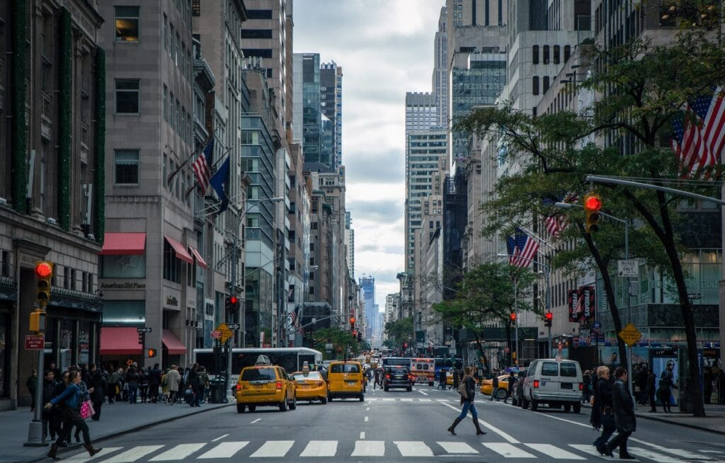New York City. Wycieczka po mieście, które nigdy nie śpi
