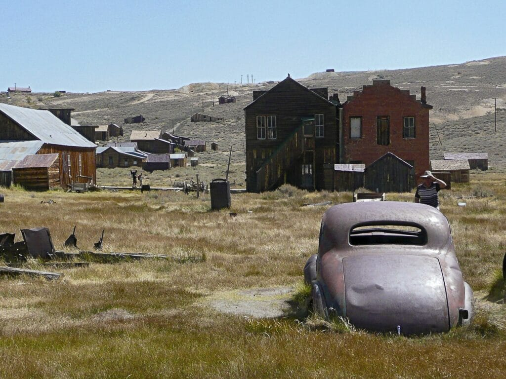 Ghost Towns, miasta widma USA. Część 1.